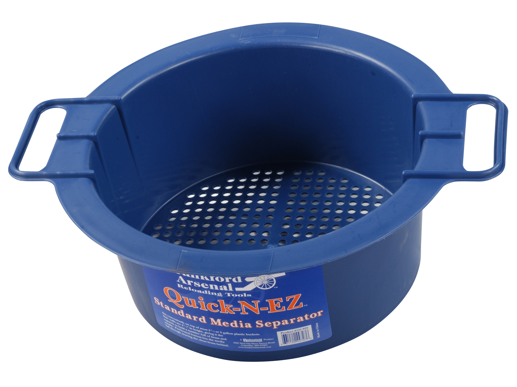 Frankford Arsenal 121925 Quick N Ez Standard Media Separator