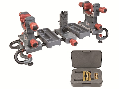 Tipton Ultra Gun Vise with Wheeler Professional Reticle Leveling System