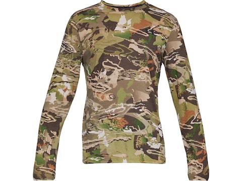 Under Armour Men's UA Early Season Scent Control Long Sleeve Shirt Polyester/Elastrell