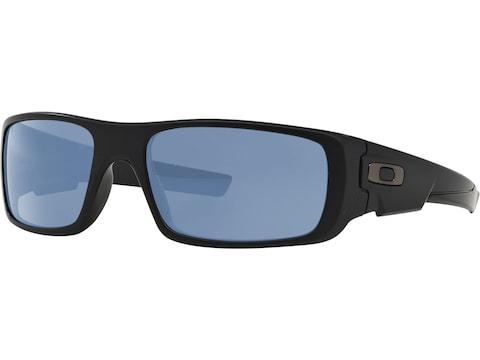 Oakley Crankshaft Sunglasses Black Ink Frame/Ice Iridium Lens