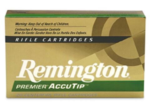 Remington Premier Ammunition 300 AAC Blackout 125 Grain AccuTip Box of 20