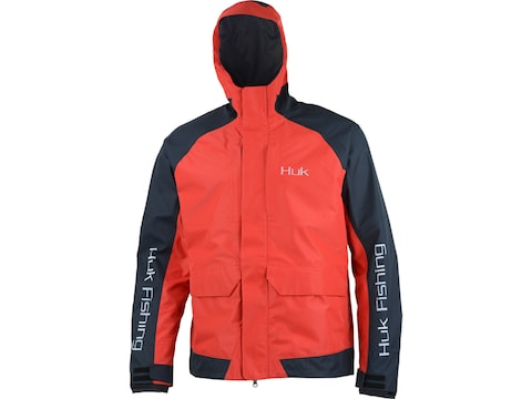 Huk Men's Tournament Jacket