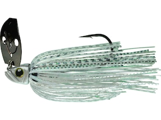 Picasso Aaron Martens Shock Blade Bladed Jig Bling Shad 3/8 oz