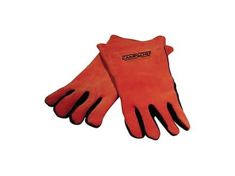 Camp Chef Heat Guard Gloves Red