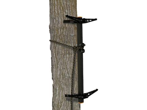 "Muddy Outdoors ProSticks Treestand Climbing Stick 20"" Aluminum Black Pack of 4"