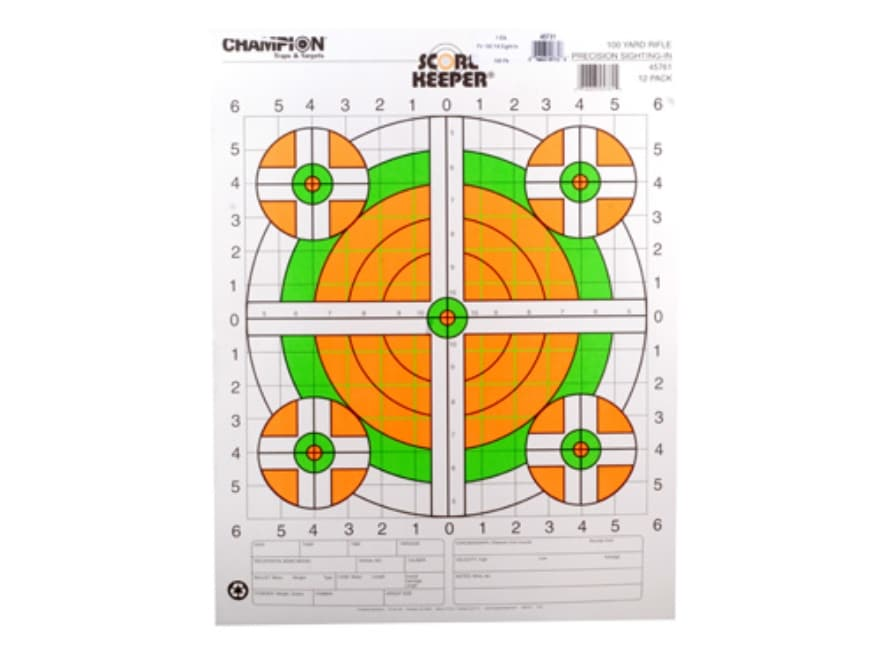 photograph relating to 100 Yard Zero Target Printable identify Paper Aims for Capturing Coach Suitable Price ranges Decision