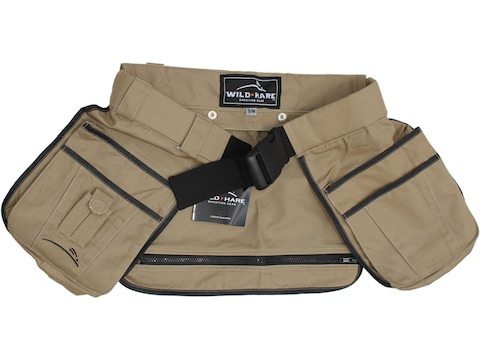 Wild Hare Half Vest Shell Pouch with Belt