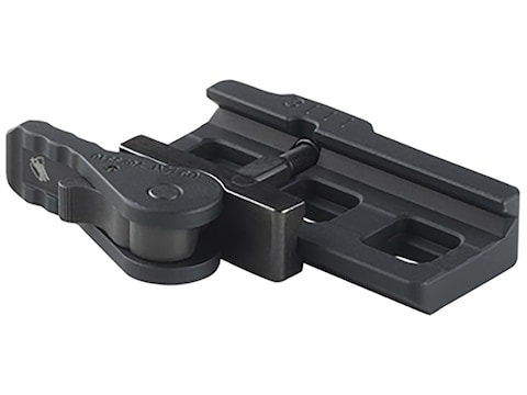 American Defense MLOK Bipod Mount Aluminum Black