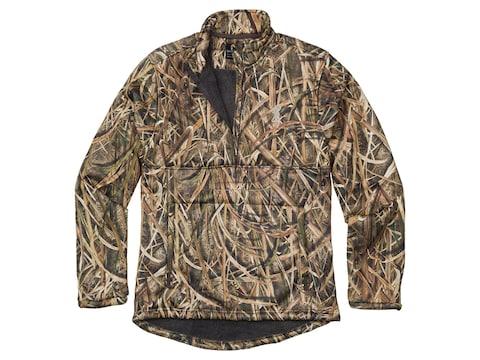 Browning Men's Wicked Wing 1/4 Zip Fleece Jacket Polyester