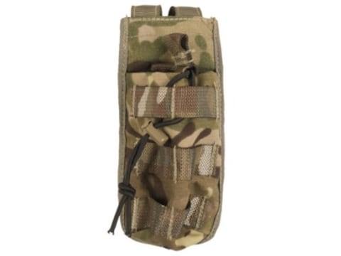 Military Surplus British SA80 Single Magazine Pouch Grade 2 MTP Camo