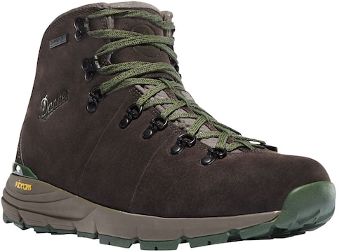 """Danner Mountain 600 4.5"""" Hiking Boots Suede Men's"""