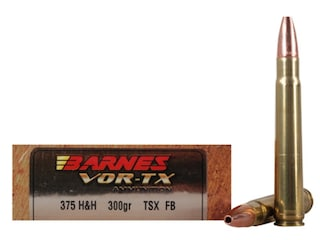 375 H&H Magnum Ammo |375 H&H Ammunition | Shop Now & Save