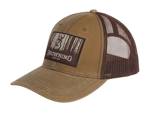 Browning Men's Timber Snapback Cap Wax