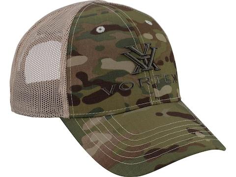 Vortex Optics Men's Multicam Logo Cap One Size Fits Most