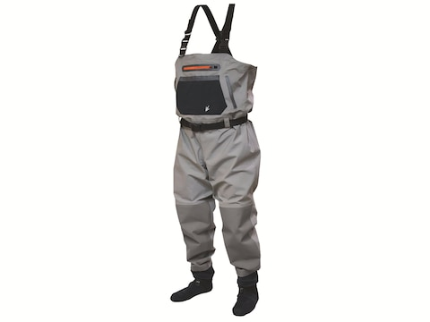 Frogg Toggs Sierran Reinforced Breathable Stockingfoot Fishing Waders