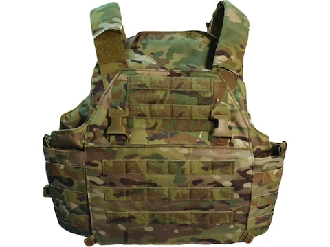 Mayflower Low Profile Assault Body Armor Plate Carrier Nylon