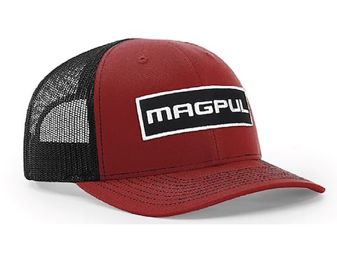 Magpul Men's Wordmark Patch Trucker Snapback Cap