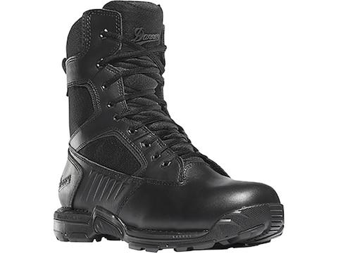 "Danner Striker Bolt 8"" Side-Zip Tactical Boots Leather/Nylon Men's"