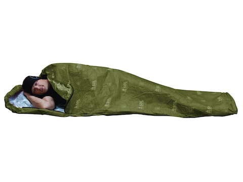 Adventure Medical Kits SOL Escape Bivvy Emergency Survival Sleeping Bag