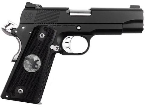 "Nighthawk Custom Kestrel 9mm Luger Semi-Automatic Pistol 4"" Barrel 8-Round"
