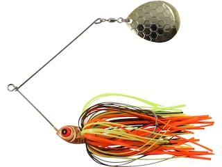 Northland Reed-Runner Classic Single Colorado Spinnerbait 1/4oz Crawfish Nickel