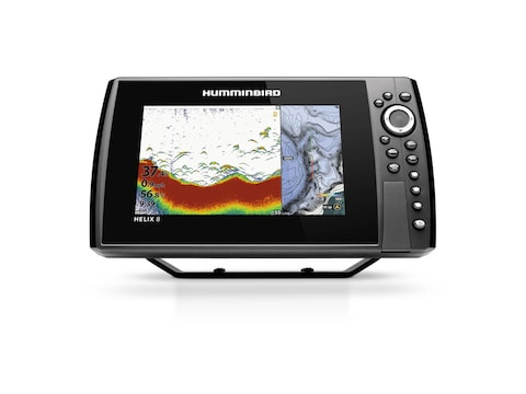 Humminbird HELIX CHIRP GPS G3N Fish Finder