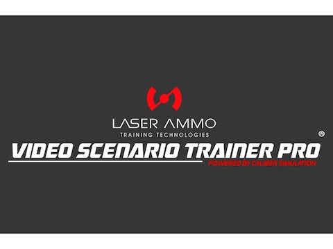 Laser Ammo Video Scenario Trainer Pro Laser Trainer Shooting Simulator Add-on Software