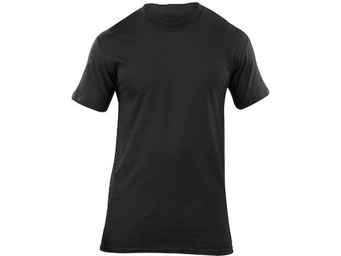 5.11 Men's Utili-T Crew Short Sleeve Shirt Cotton