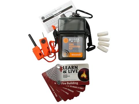 UST Learn & Live Survival Kit Fire Starting