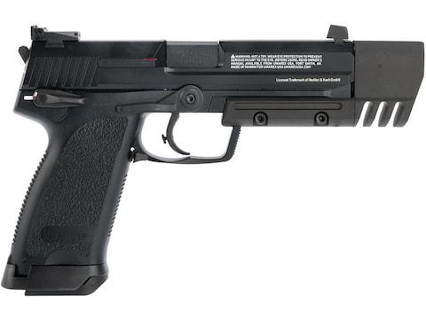HK USP Match Green Gas Airsoft Pistol