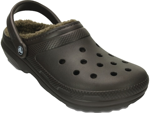 Crocs Classic Lined Insulated Clogs Synthetic Men's