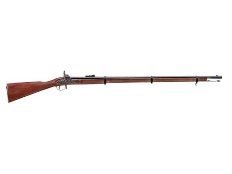 "Pedersoli 1853 Enfield 3 Band Muzzleloading Rifle 58 Caliber Percussion 39"" Blued Barre..."