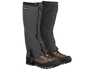 King's Camo Men's XKG Leg Gaiters Poly Charcoal Medium/Large
