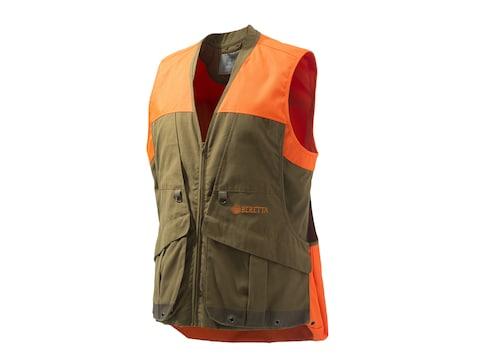 Beretta Men's Retriever Upland Field Vest Polyester/Nylon