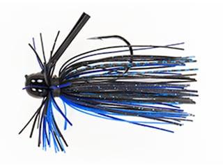 Dirty Jigs Luke Clausen Finesse Jig Black Blue 5/16 oz