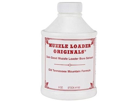 Muzzle Loader Originals Dam Good Black Powder Bore Cleaning Solvent 8 oz Liquid