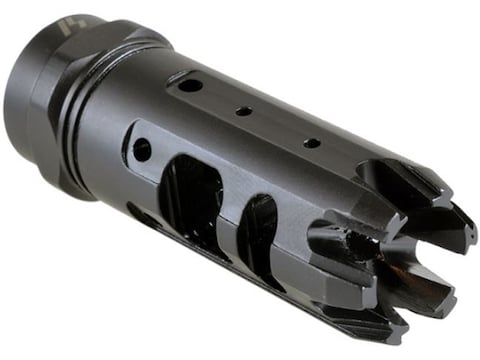 Strike Industries King Comp Dual Chamber Muzzle Brake Steel Parkerized