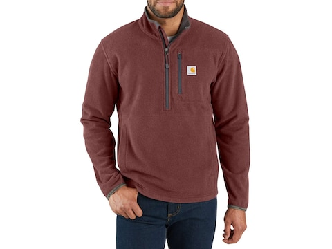 Carhartt Men's Dalton 1/2 Zip Fleece Sweater Polyester