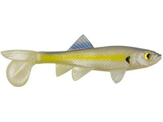Berkley PowerBait Sick Fish 3 Swimbait Chartreuse Shad