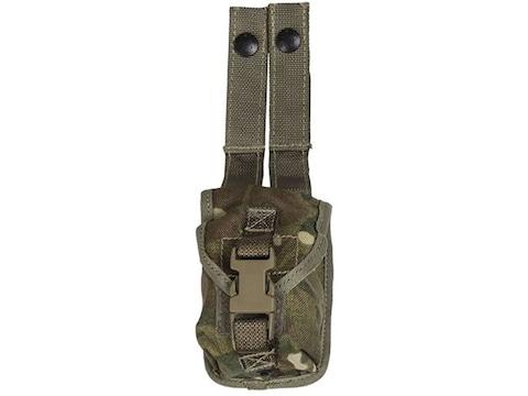 Military Surplus British MTP Grenade Belt Pouch Grade 2 Camo