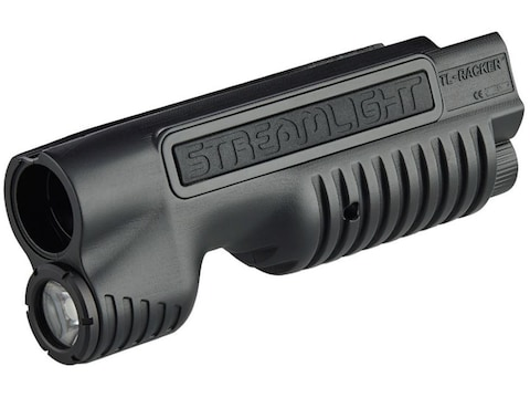 Streamlight TL Racker Shotgun Forend Weapon Light LED with CR123A Batteries Black