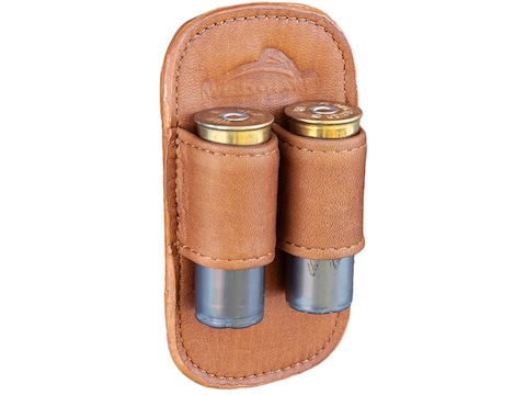 Wild Hare Spare Shell Holder Leather