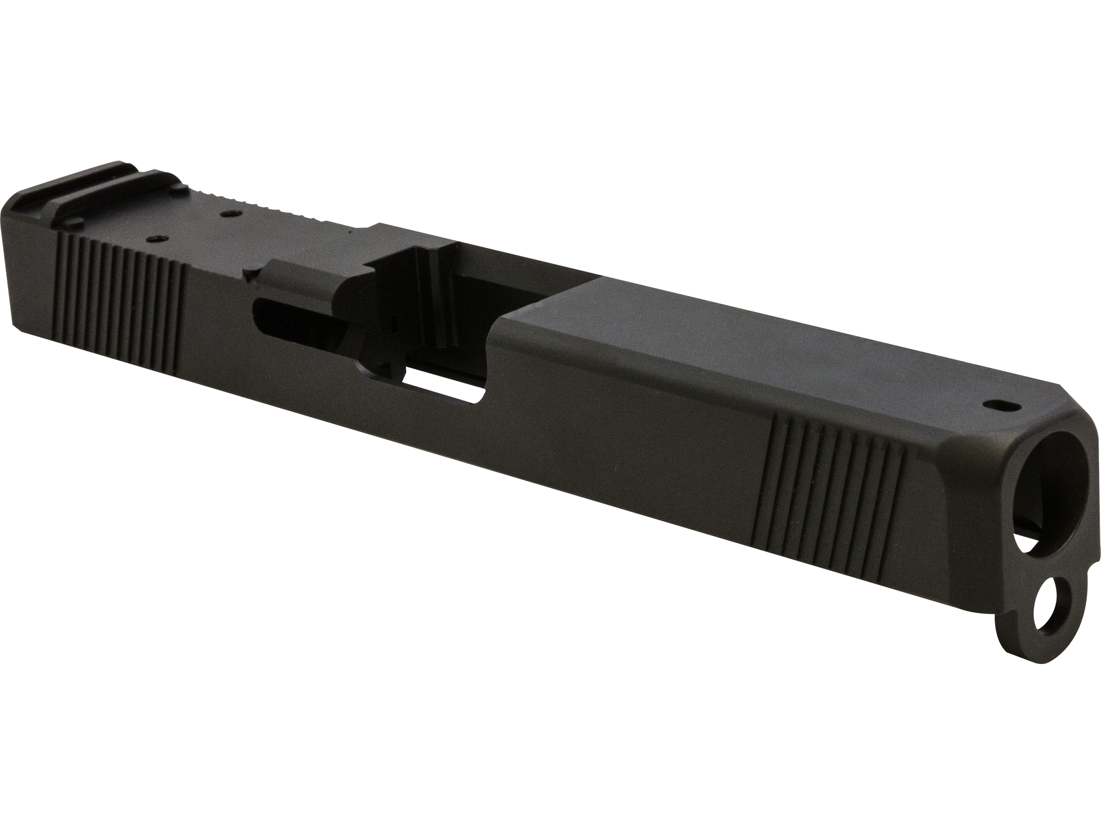 Glock 21 Stainless Slide