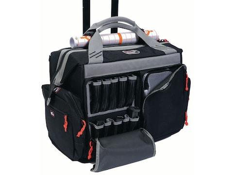 G.P.S. Rolling Range Bag Black