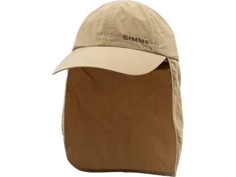 Simms Men's Bugstopper Sunshield Cap Nylon Cork