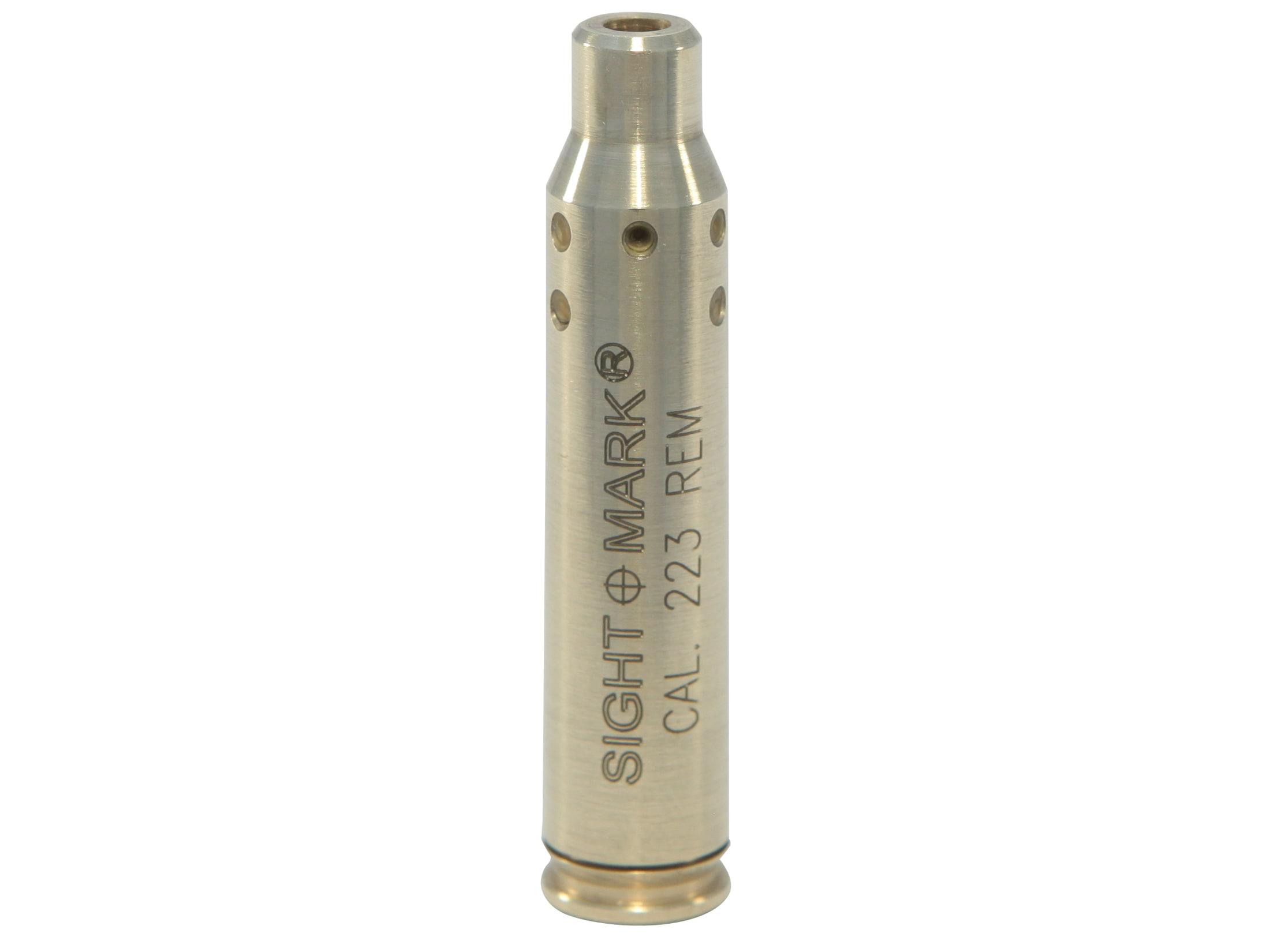 Laser Bore Sighter 20GA Cartridge Rifle Shooting 20G Gauge Red Dot Boresighter