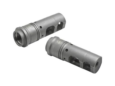 "Surefire SOCOM Muzzle Brake Suppressor Adapter AR-15 6.8mm Remington SPC 5/8""-24 Thread..."