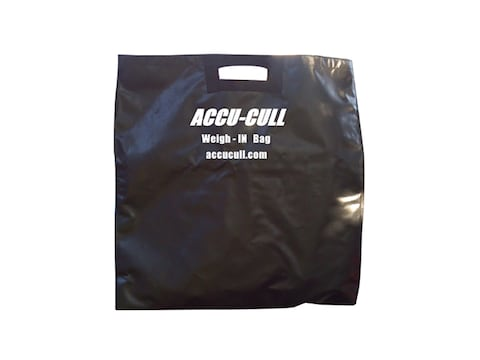 Accu-Cull Weigh-IN Bag w/Mesh Liner