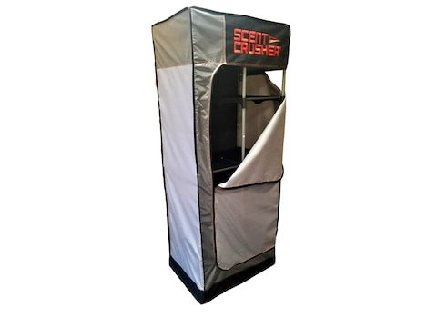 Scent Crusher Locker Lite Softsided Portable Closet with Ozone Generator