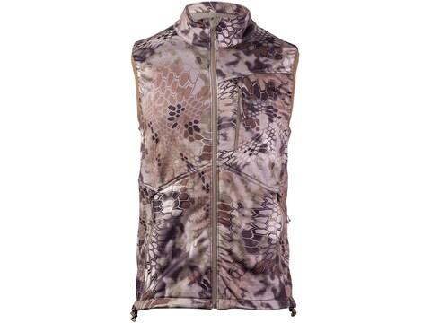 Kryptek Men's Cronos Fleece Vest Polyester
